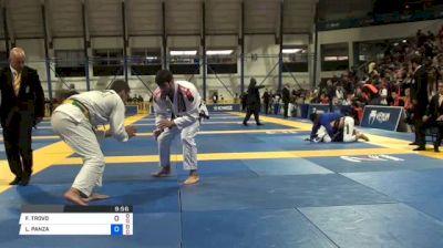 FELLIPE TROVO vs LUIZ PANZA 2018 World IBJJF Jiu-Jitsu Championship