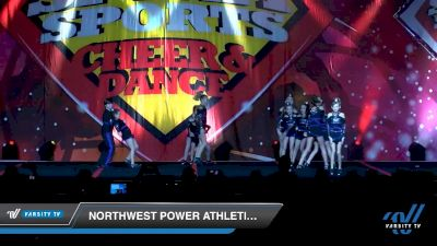 Northwest Power Athletics - Purple Storm [2020 L1 Youth - D2 - Small Day 1] 2020 Spirit Sports: Duel In The Desert