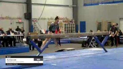 Sunisa Lee - Beam, Midwest Gymnastics Center - 2021 American Classic and Hopes Classic