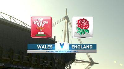 Women's Six Nations: Wales vs England