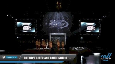 Tiffany's Cheer and Dance Studio - Cheer Champions White Diamonds [2021 L3 Youth - D2 Day 2] 2021 The U.S. Finals: Louisville