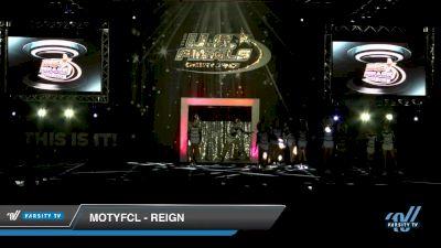 MOTYFCL - Reign [2018 Senior Performance Rec 3 Day 1] US Finals: Providence