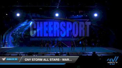 CNY Storm All Stars - Warning [2020 Senior XSmall Coed 6 Division B Day 2] 2020 CHEERSPORT National Cheerleading Championship