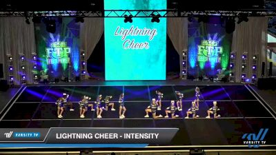 Lightning Cheer - Intensity [2020 L1 Youth Day 1] 2020 Feel The Power East