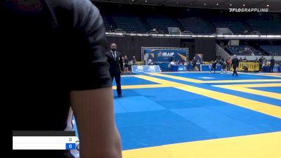 NATHALIE WAN SOARES VERAS RIBEIR vs ANNA SOPHIA MARIA NORDENÖ 2019 World IBJJF Jiu-Jitsu No-Gi Championship