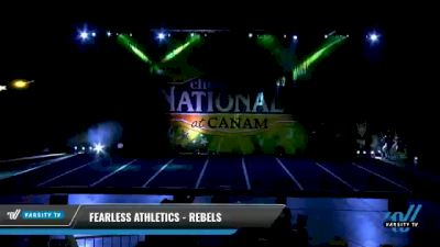 Fearless Athletics - Rebels [2021 L2 Senior - D2 - Medium Day 2] 2021 Cheer Ltd Nationals at CANAM