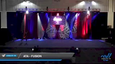 ATA - Fusion [2021 L5 Senior Day 2] 2021 The American Royale DI & DII