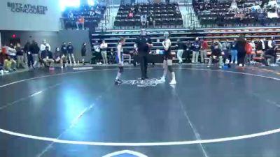 123 lbs Prelims - Glory Konecny, Southern Oregon vs Nichole Moore, Baker