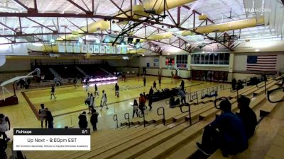 Capitol Christian vs. Bill Crothers - 2020 National Prep School Invitational