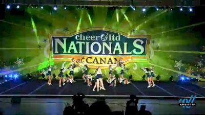 Cheerletics Royalty - MISS LASH [2021 L4 International Open Day 1] 2021 Cheer Ltd Nationals at CANAM