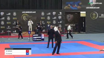 Mitra Bullock vs Patricia Arlynne Laila Reyes 2018 Abu Dhabi Grand Slam Los Angeles