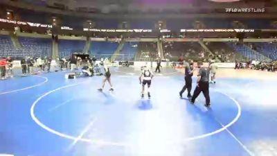 170 lbs 5th Place - Bryce Phillips, Maryland vs David Barrett, New England