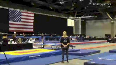 Xavier Gonzalez - Double Mini Trampoline, Stars Gymnastics - 2021 USA Gymnastics Championships