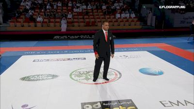 Dj Jackson vs Faisal Al Ketbi Abu Dhabi World Professional Jiu-Jitsu Championship