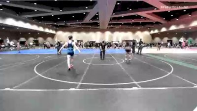 70 kg Consolation - Sean O'Hearon, Compound Wrestling - Great Lakes vs Matthew Kolonia, Buffalo Valley Regional Training Center