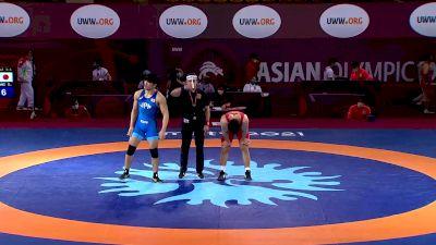 86kg Gold - Javrail Shapiev, UZB vs Zushen Lin, CHN