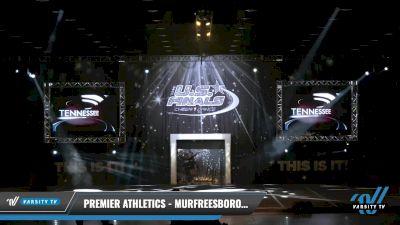 Premier Athletics - Murfreesboro - Showbiz [2021 L1 Junior - Small Day 1] 2021 The U.S. Finals: Louisville