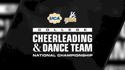 Full Replay: AWARDS/FINALISTS: UCA/UDA College Nat'ls - Apr 27