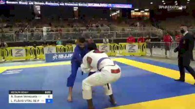 KANWARBIR BHULLAR vs LUIS FLÁVIO VITAL DE PAULA JUNIO 2021 Pan Jiu-Jitsu IBJJF Championship