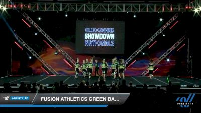 Fusion Athletics Green Bay - Aftershock [2020 L4 Senior Coed - Small Day 1] 2020 GLCC: The Showdown Grand Nationals