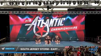 South Jersey Storm - Earthquakes [2020 L4 International Junior - Coed Day 2] 2020 Mid-Atlantic Championships