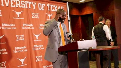 Edrick Floreal Says Texas Should Be A Model Program