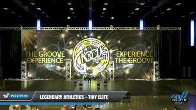 Legendary Athletics - Tiny Elite [2021 Tiny - Hip Hop Day 2] 2021 Groove Dance Nationals