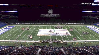 """@ the Top of the World """"Blue Stars"""" at 2021 DCI Celebration (Multi)"""