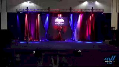 The Stingray All Stars - Shadow [2021 L4 - U17 Day 2] 2021 The American Royale DI & DII