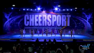 Legacy Athletics Allstars - STEAM [2021 L1 Youth - D2 - Medium Day 2] 2021 CHEERSPORT National Cheerleading Championship