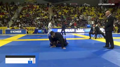 LEANDRO LO PEREIRA DO NASCIMENTO vs GUSTAVO DIAS ELIAS 2019 World Jiu-Jitsu IBJJF Championship