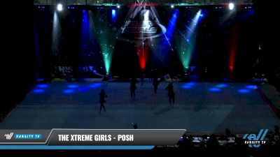 The Xtreme Girls - Posh [2021 L3 Junior - D2 - Small Day 1] 2021 The U.S. Finals: Pensacola