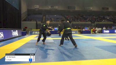 Mateus Rodrigues vs Edward Ruth 2018 Pan Jiu-Jitsu IBJJF Championship