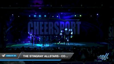The Stingray Allstars - Combat [2019 Senior Large Restricted 5 Day 2] 2019 CHEERSPORT Nationals