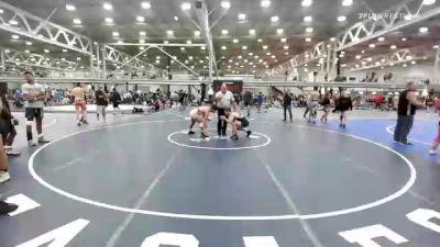 141 lbs Rr Rnd 3 - Timmy Faber, Tech Squad vs Weinhaus Jared, Long Island Gladiators
