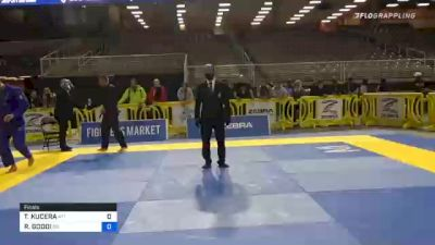TOMAS KUCERA vs ROBERTO GODOI 2020 World Master IBJJF Jiu-Jitsu Championship