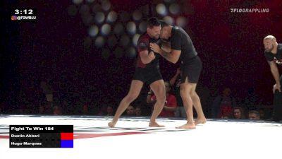 Hugo Marques vs Dustin Akbari Fight to Win 184
