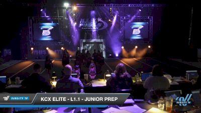 KCX Elite - L1.1 - Junior PREP [2019 Blackout 1:55 PM] 2019 US Finals Pensacola