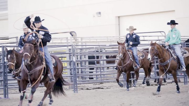 All In The Family: Roping, Rich, & Rainey Skelton