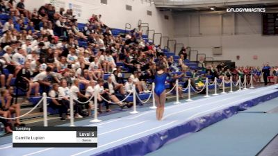 Camille Lupien - Tumbling - 2019 Canadian Gymnastics Championships - TG