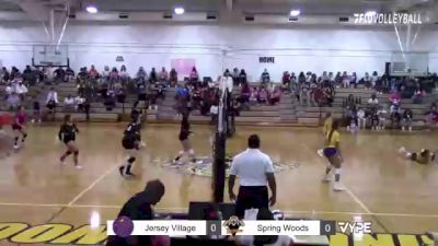 Replay: Jersey Village vs Spring Woods   Oct 19 @ 5 PM