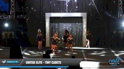United Elite - Tiny Cadets [2021 L1 Tiny - Novice - Restrictions Day 1] 2021 The U.S. Finals: Louisville