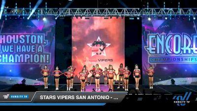 Stars Vipers - San Antonio - Royal Cobras [2019 Senior Coed - Small 5 Day 2] 2019 Encore Championships Houston D1 D2