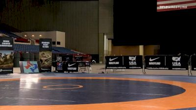 Full Replay - Senior Nationals - Mat 1