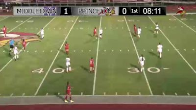 Replay: Princeton vs Middletown | Sep 9 @ 7 PM