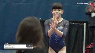 Clara Raposo - Vault, Manjak's Gymnastics - 2019 Elite Canada - WAG
