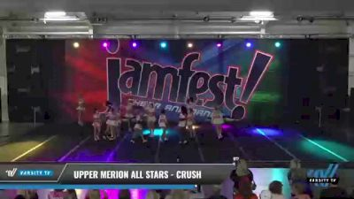 Upper Merion All Stars - Crush [2021 L6 Senior - XSmall Day 2] 2021 JAMfest: Liberty JAM