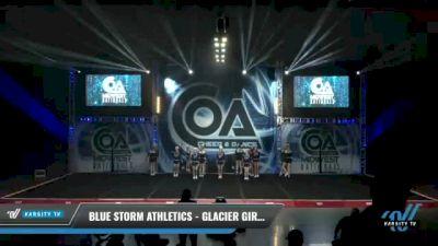 Blue Storm Athletics - GLACIER GIRLS [2021 L4 Junior - D2 - Small Day 2] 2021 COA: Midwest National Championship