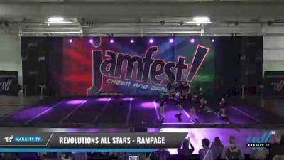 Revolutions All Stars - Rampage [2021 L2 Youth Day 2] 2021 JAMfest: Liberty JAM