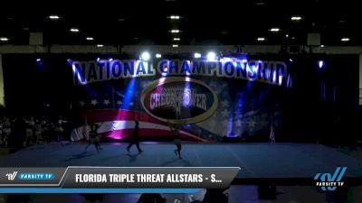 Florida Triple Threat Allstars - Sassy Coed [2021 L3 Junior - D2 Day 2] 2021 ACP: Tournament of Champions